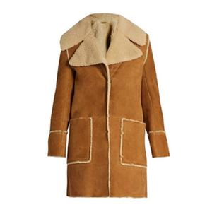 Medium large mih shearling jacket copy