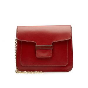 Medium vanessa seward red bag