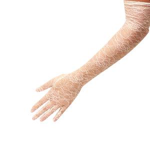 Medium alexandra lace glove   cornelia james