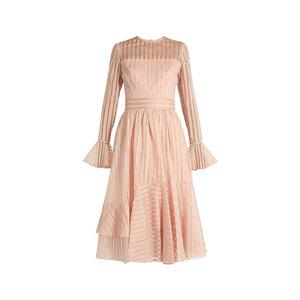 Medium daisy anna october pink dress