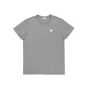Medium acne standard face grey melange
