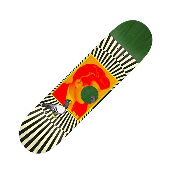 Large antihero skateboards tony miorana boutique series skateboard deck