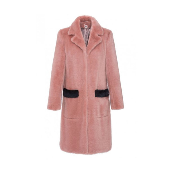 Large shrimps claude coat