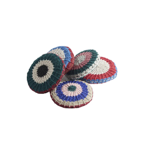 Medium buly 1803 pumice stone in wool for sensible skin