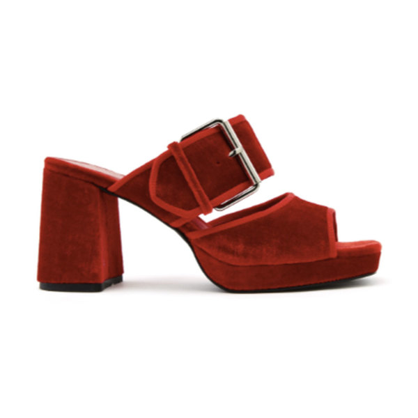 Large holly mule platform sandal finery httprstyle