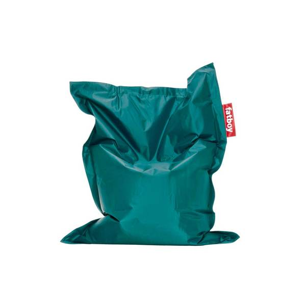 Large clippings bean bag turquoise fatboy jukka setala clippings 1487541
