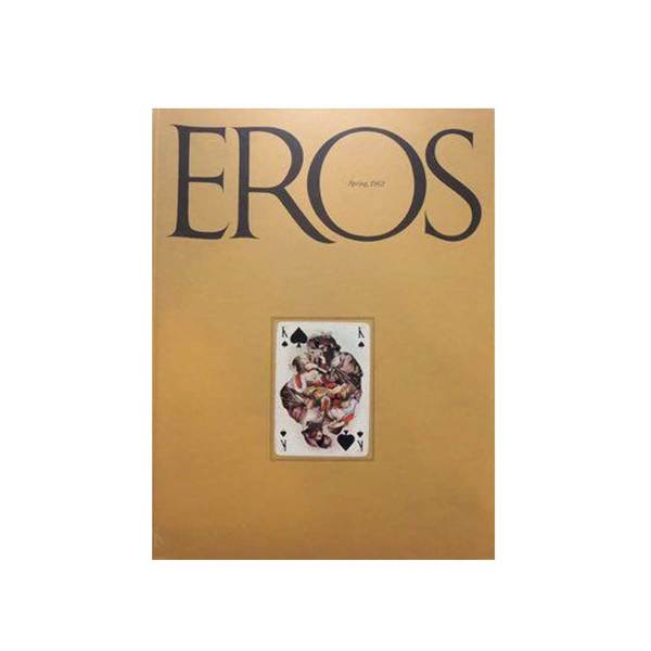 Large eros spring 1962 volume 1 number 1 by ginzburg ralph 2
