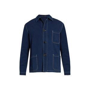 Medium paul smith contrast stitch seersucker jacket