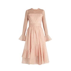 Medium anna october pink dress