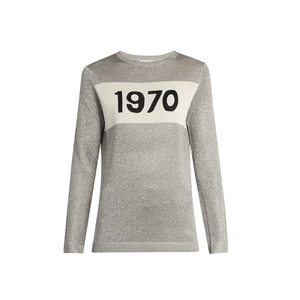 Medium bella freud sparkly jumper