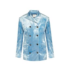 Medium hillier bartley blue suit top
