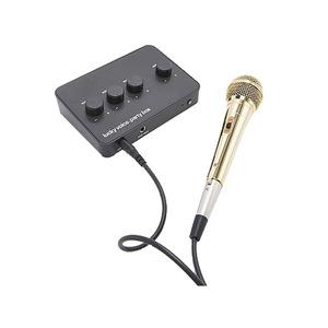 Medium lucky voice karaoke kit