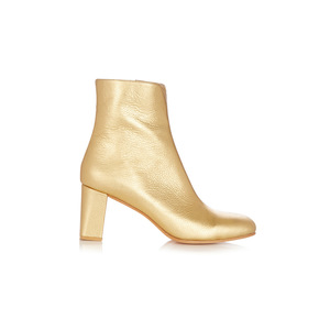 Medium maryam nassir zadeh gold boots