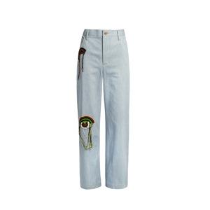 Medium wales bonner jeans
