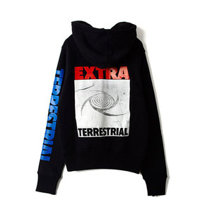 Medium large ashley william extra terrestrial hoodie