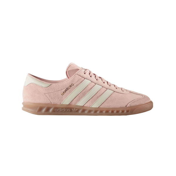 Large adidas hamburg pink