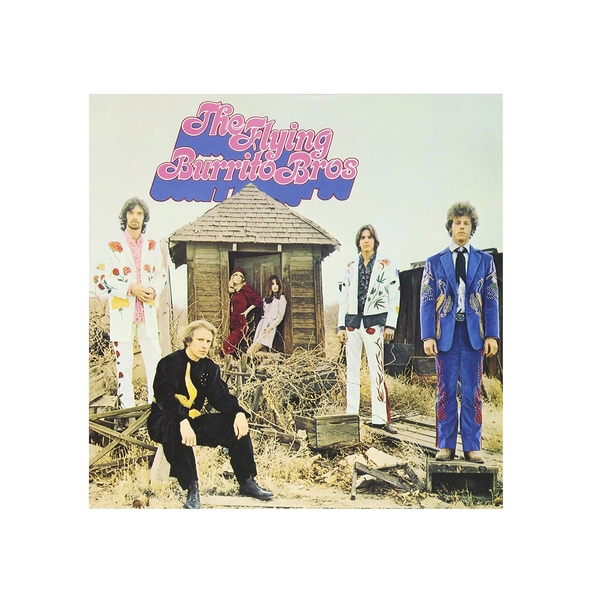 Large the flying burrito brothers