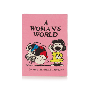 Medium olympia le tan a woman s world book clutch 1