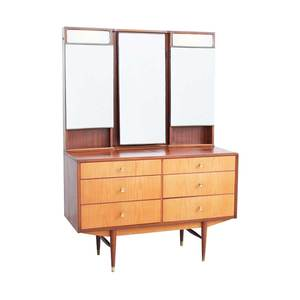 Medium ceraudo  mid century dressing table mid century dressing table