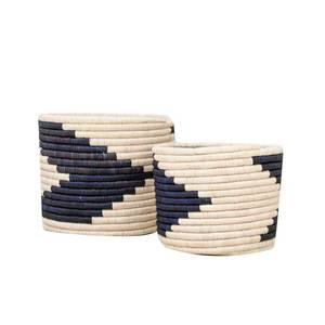 Medium the citizinery amani baskets   set of two