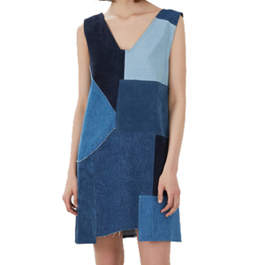 Medium patchwork dress