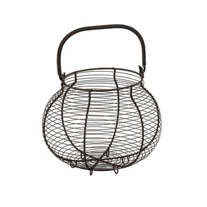 Medium amazon wire egg basket