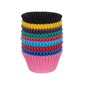 Medium john lewis cupcake cases  pack of 144  rainbow