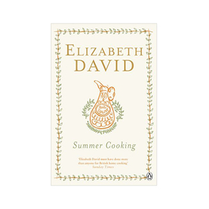 Medium summer cooking  elizabeth david