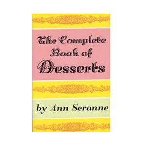 Medium the complete book of desserts  anne serrane