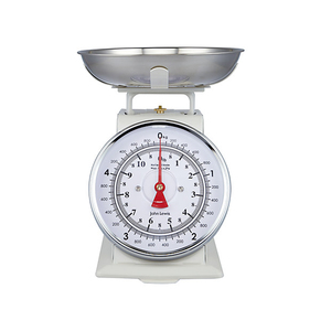 Medium john lewis classic mechanical kitchen scale  5kg