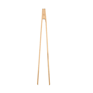 Medium john lewis wooden toast tongs