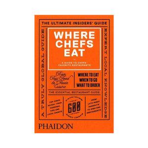 Medium where chefs eat