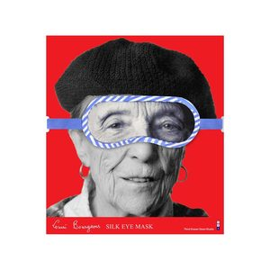 Medium eye mask x louise bourgeois