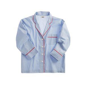 Medium sleepy jones marina pj shirt
