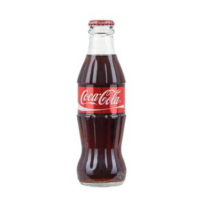 Medium coca cola 200ml nrb glass bottle 1