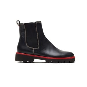 Medium frank leather chelsea boots