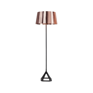 Medium base floor lamp coppertom dixon