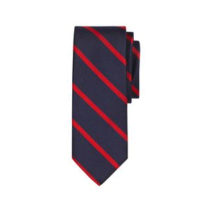 Medium repp slim tie brooks brothers