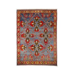 Medium pamono turkish vintage carpet