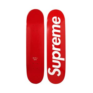 Medium supreme logo skate decks 1