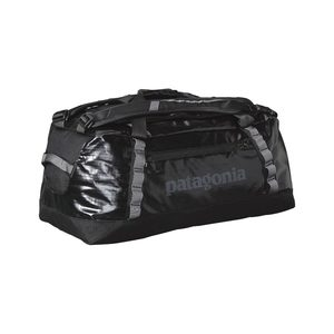 Medium black hole duffel bag