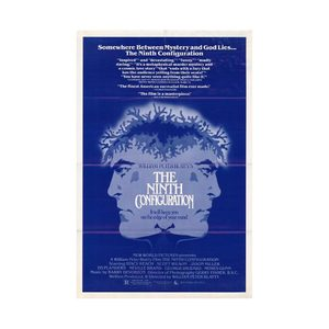 Medium the ninth configuration movie poster