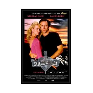 Medium wild at heart poster