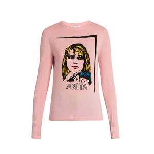 Medium bella freud  anita wool and cashmere blend sweater