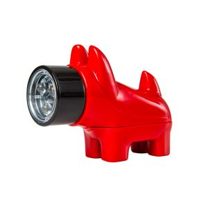 Medium conran shop dog flashlight