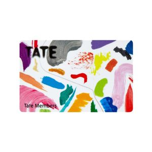 Medium the tate membership card