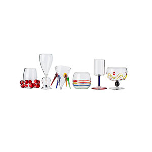 Medium conran shop jazzini set of 6 shot glasses