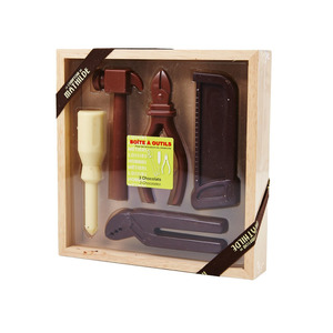 Medium chocolate tool kit