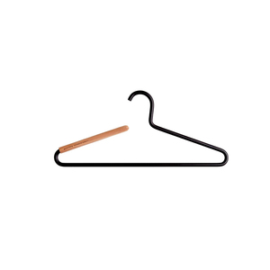 Medium the conran shop black and gold coat hanger