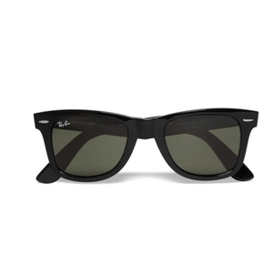 Medium ray ban sunnies